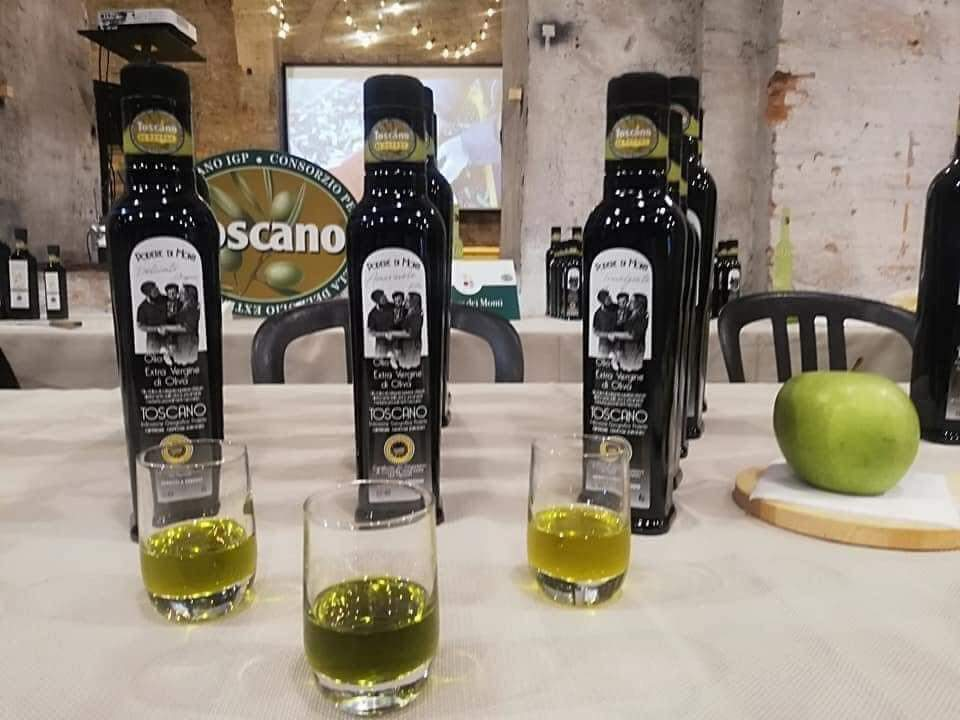 Extra virgin olive oil experience