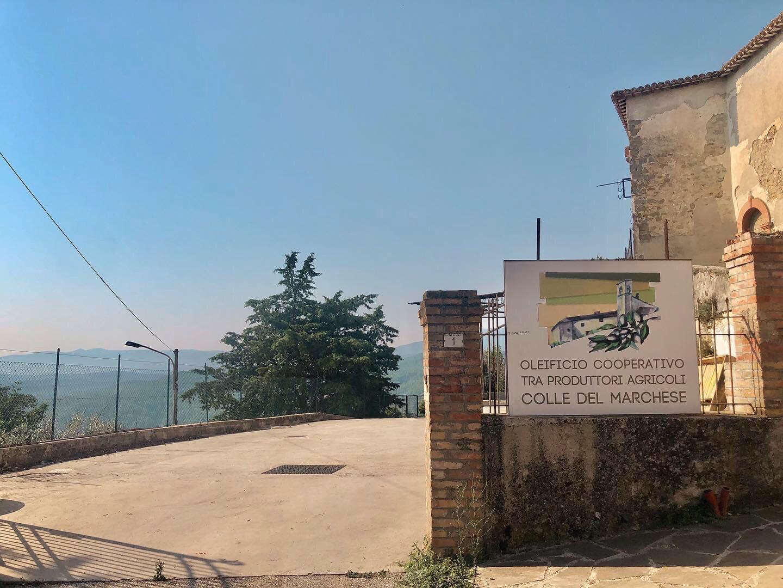 Colle del Marchese: un borgo da riscoprire